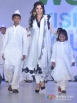 Sania Mirza Walk The Ramp At Global Peace Fashion Show Pic 1