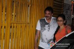 Sanjay Dutt And Manyata Dutt At Son Of Sardaar Special Screening Pic 3