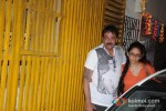 Sanjay Dutt And Manyata Dutt At Son Of Sardaar Special Screening Pic 2