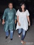 Sanjay Gupta And Anu Gupta At Ekta Kapoor's Diwali Bash