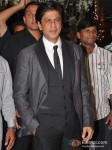 Shah Rukh Khan Attend Rohit Shetty's Sister's Wedding Pic 2