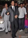Shah Rukh Khan Attend Rohit Shetty's Sister's Wedding Pic 1