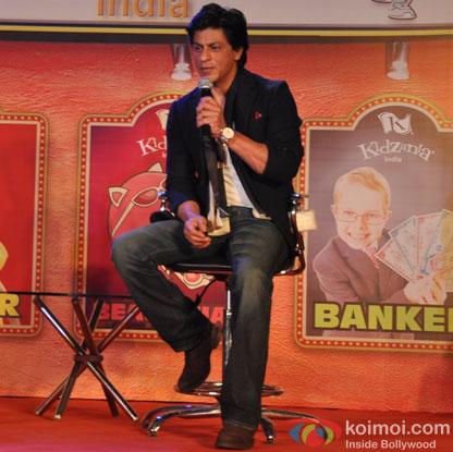 Shah Rukh Khan Talking About Bala Saheb Thackeray At Press Conference