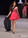 Shazahn Padamsee walks for Sushma Patel at India Resort Fashion Week 2012 Pic 2