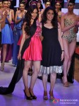Shazahn Padamsee walks for Sushma Patel at India Resort Fashion Week 2012 Pic 6