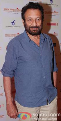 Shekhar Kapur at an event