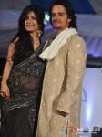 Shibani Kashyap And Raghav Sachar Walk The Ramp At Global Peace Fashion Show