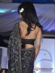 Shibani Kashyap Walk The Ramp At Global Peace Fashion Show Pic 2