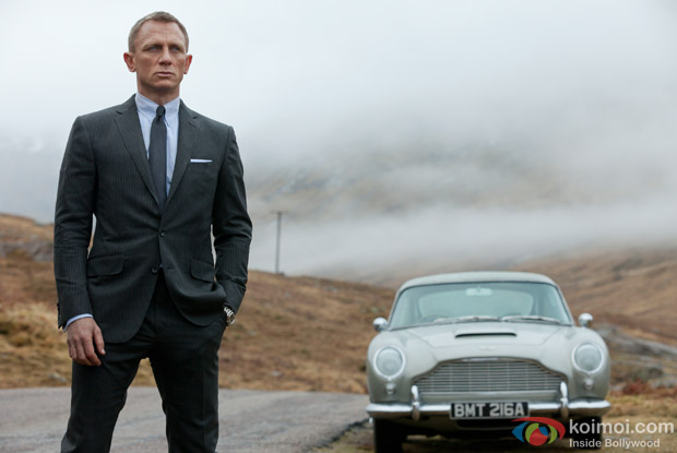 Skyfall Review (Skyfall Movie Stills)