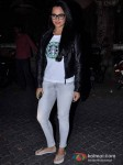 Sonakshi Sinha In Son Of Sardaar Special Screening at Ketnav Pic 1