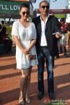 Sonakshi Sinha and Milan Luthria at Gitanjali Race Pic 01