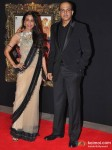 Sunita Gowariker And Ashutosh Gowariker Attend The Grand Premiere Of Jab Tak Hai Jaan