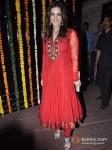 Sunny Leone At Ekta Kapoor's Diwali Bash Pic 2