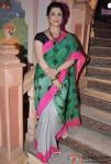 Supriya Pilgaonkar On The Sets Of Star Parivar