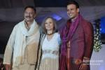 Suresh Oberoi, Kia Scherr And Vivek Oberoi Walk The Ramp At Global Peace Fashion Show Pic 1