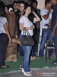 Tanisha Mukherjee In Son Of Sardaar Special Screening at Ketnav
