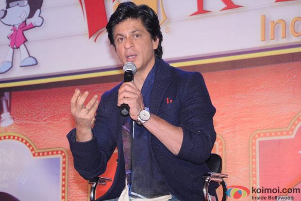 Shah Rukh Khan Talking About Salman Khan At Press Conference