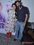 Tisca Chopra And Rajat Kapoor Promote '10 ml Love' Movie Pic 1