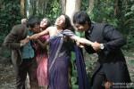 What are they up to? Neil Bhoopalam, Tara Sharma, Koel Puri and Purab Kohli in 10ml Love Movie Stills
