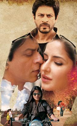 Jab Tak Hai Jaan Poster Image