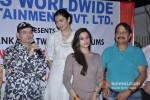 Champak Jain, Yukta Mookhey, Madhurima Banerjee At Ram Shankar's Album Launch