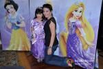 Zaha And Perizaad Zorabian At Graces The Launch Of 'Disney Princess Academy'