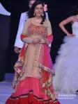 Zeenat Aman Walks for Riyaz Gangji at India Resort Fashion Week 2012 Pic 2