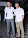 Aamir Khan At Imran Khan's House Warming Bash Pic 2