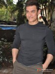 Aamir Khan at 'Talaash' Success Meet Pic 9