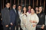 Abhishek Bachchan, Amitabh Bachchan, Akshay Kumar, Aishwarya Rai, Shatrughan Sinha, Poonam Sinha, Luv Sinha, Sonakshi Sinha At Shatrughan Sinha's Dinner in Honour of Kokilaben Ambani Hospital Doctors Pic 2