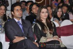Abhishek Bachchan And Aishwarya Rai Bachchan At Grace Ustad Amjad Ali Khan's Book Launch Pic 2