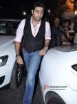 Abhishek Bachchan Attend Bunty Walia's Wedding Reception Bash