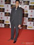 Abhishek Bachchan walk the Red Carpet of Big Star Awards