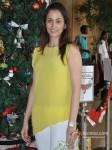 Actress Gayatri Joshi at Oberoi International School event Pic 2
