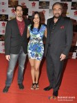 Adam Bedi, Nisha Harale, Kabir Bedi walk the Red Carpet of Big Star Awards