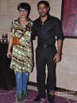 Adhuna Akhtar And Farhan Akhtar At Talaash success bash