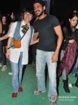 Adhuna Akhtar And Farhan Akhtar at Gun N Roses concert Pic 2
