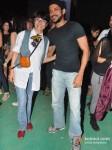 Adhuna Akhtar And Farhan Akhtar at Gun N Roses concert Pic 1