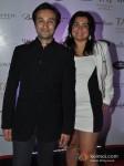 Aditya Hitkari And Divya Palat At The Royal Polo British Gala Event