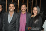 Akshay Kumar And Sonakshi Sinha At Shatrughan Sinha's Dinner in Honour of Kokilaben Ambani Hospital Doctors
