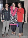 Alvira Agnihotri, Sharmila Thackeray And Malaika Arora Khan at Dabangg 2 Special Screening