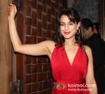 Bollywood actress Ameesha Patel at Sunny and Anu Dewan's Christmas Party in Mumbai Pic 1