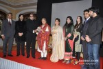 Amitabh Bachchan, Aishwarya Rai Bachchan And Abhishek Bachchan At Grace Ustad Amjad Ali Khan's Book Launch Pic 3