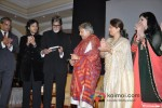 Amitabh Bachchan And Aishwarya Rai Bachchan At Grace Ustad Amjad Ali Khan's Book Launch Pic 1