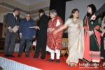 Amitabh Bachchan And Aishwarya Rai Bachchan At Grace Ustad Amjad Ali Khan's Book Launch Pic 2