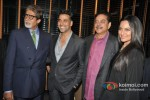 Amitabh Bachchan, Akshay Kumar And Sonakshi Sinha At Shatrughan Sinha's Dinner in Honour of Kokilaben Ambani Hospital Doctors