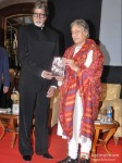 Amitabh Bachchan At Grace Ustad Amjad Ali Khan's Book Launch Pic 7