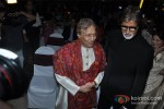 Amitabh Bachchan At Grace Ustad Amjad Ali Khan's Book Launch Pic 4