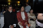 Amitabh Bachchan At Grace Ustad Amjad Ali Khan's Book Launch Pic 3