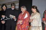 Amitabh Bachchan At Grace Ustad Amjad Ali Khan's Book Launch Pic 9
